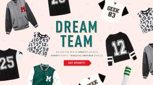 Forever 21 Dream Team
