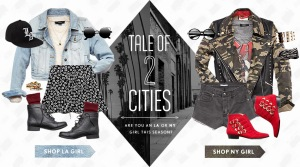 Forever 21 Tale of 2 Cities