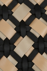 Leather Woven Pattern