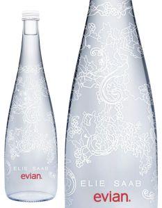 Elie Saab 2014 Evian Design
