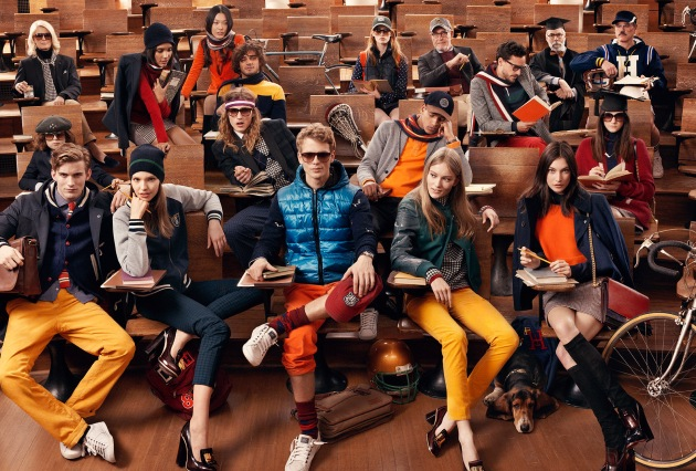 Tommy Hilfiger AW13 Campaign