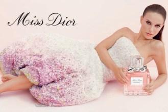 Miss Dior with Natalie Portman