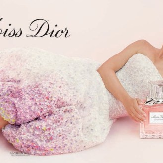 Miss Dior with Natalie Portman