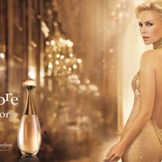J'Adore Dior with Charlize Theron