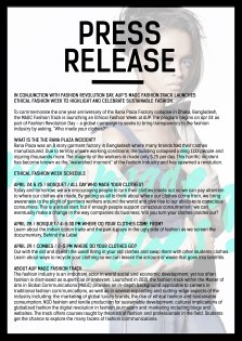 Fash Rev Press Release
