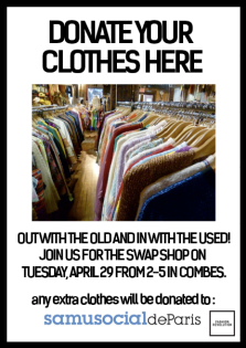 Donate Your Clothes Here